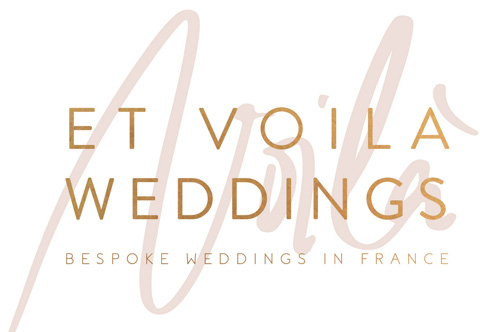 Et Voilà Weddings | Destination weddings in France