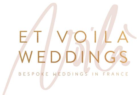 Et Voilà Weddings | Destination weddings in France